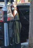 Leighton Meester Hot and Cute Photos Goes shopping in Santa Monica