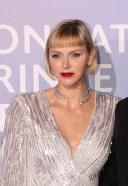 Princess Charlene of Monaco Hot PHotos Monte-Carlo Gala For Planetary Health in Monaco