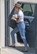 Ashley Benson Hot Pics At G-Eazy's house in Los Angeles