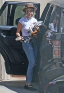 Ashley Benson Hot Pics At G Easys house in Los Angeles 3