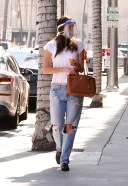Emmy Rossum Hot Photos At a doctors appointment in Beverly Hills