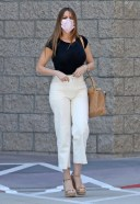 Sofia Vergara Hot Photos Out and about in Los Angeles