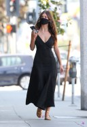 Camila Morrone looking Hot while shopping on Sunset Blvd in Hollywood