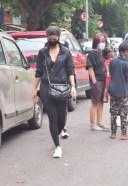 Nimrat kaur And Sophie chaudhary Spotted At Bandra HD Hot Photos 13