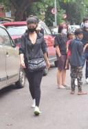 Nimrat kaur And Sophie chaudhary Spotted At Bandra HD Hot Photos