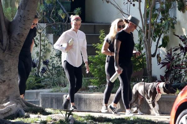 Amber Heard Cute Photos in Los Angeles California HD
