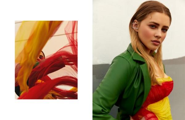 Josephine Langford Hot Photoshoot For Schon Magazine HD