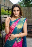Nidhi Agarwal Beautifull Photos in Saree HD 13