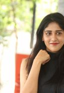 chandini chowdary interview pics about colour photo movie HD