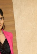 Colour photo pre release event and chandini chowdary Beatiful Images HD 3