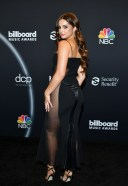 Addison Rae attends the 2020 Billboard Music Awards at the Dolby Theatre in Los Angeles