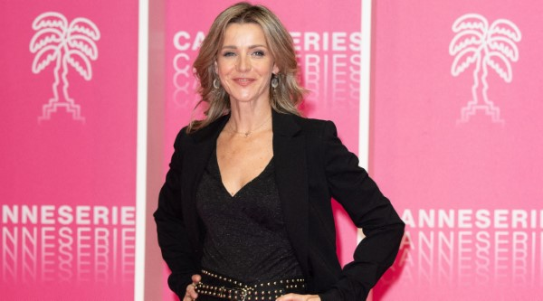 Laurer Guibert screening of Les mysteres de lamour during the 3rd Canneseries Festival in Cannes