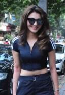Urvashi Rautela Hot and cute Pics At Bandra HD Photos