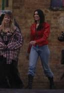 Dua Lipa seen shooting her new music video in East London