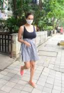 Maliaka Arora Hot Stills At Clinic In Bandra HD Photos