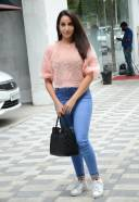 Nora Fatehi Spotted Hot and Cute Pics At Tseries Office In Andheri 3