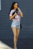 Rumer Willis visits Healthy Spot pet shop with her adorable new puppy 13