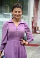 Urvashi Rautela Hot and Stylish Pics At Tseries Office In Andheri HD Photo 13