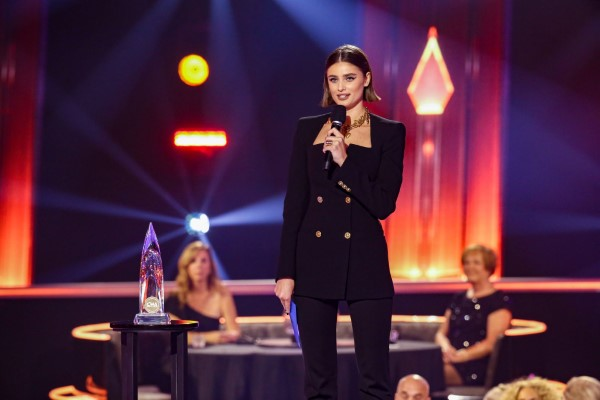 Taylor Marie Hill 54th Annual CMA Awards in Nashville
