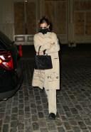 Bella Hadid looks stylish returning home in NYC 3