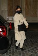 Bella Hadid looks stylish returning home in NYC