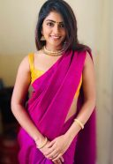 Eesha rebba Hot pics in Pink Saree HD