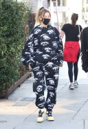 Hailey Bieber seen out and about in West Hollywood 13