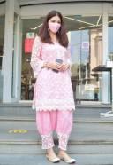 South Actress Mehreen Pirzada Spotted At Juhu HD Photos