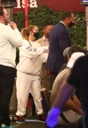 Alex Rodriguez and Jennifer Lopez make an exit after dinner 23