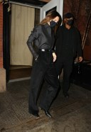 Kendall Jenner is ninja chic in an all black ensemble 3