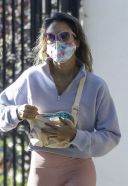 Jessica Alba And her dad Mark going for a walk in Beeverly Hills 23