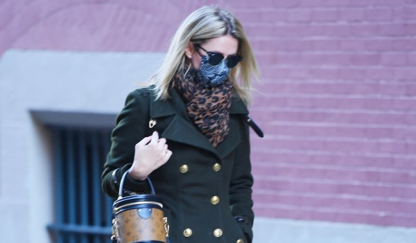 Nicky Hilton looks pretty while out and about In New York