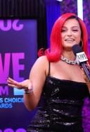 Bebe Rexha 2020 People's Choice Awards Santa Monica
