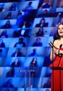 Joey King People's Choice Awards in L.A