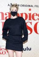 Kristen Stewart Happiest Season Drive In Premiere 3