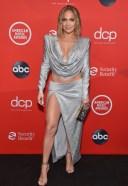 Jennifer Lopez American Music Awards at the Microsoft Theater