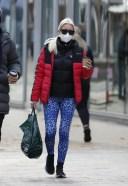 Denise Van Outen Seen shopping in Chelmsford 3