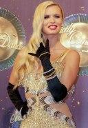 Nadiya Bychkova Strictly Come Dancing launch London