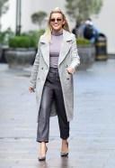 Ashley Roberts Seen leaving Global Studios 3