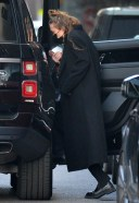 MaryKate Olsen Is spotted leaving her office 3