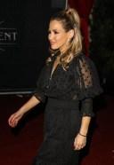 Rachel Stevens Seen leaving Proud Embankment in London