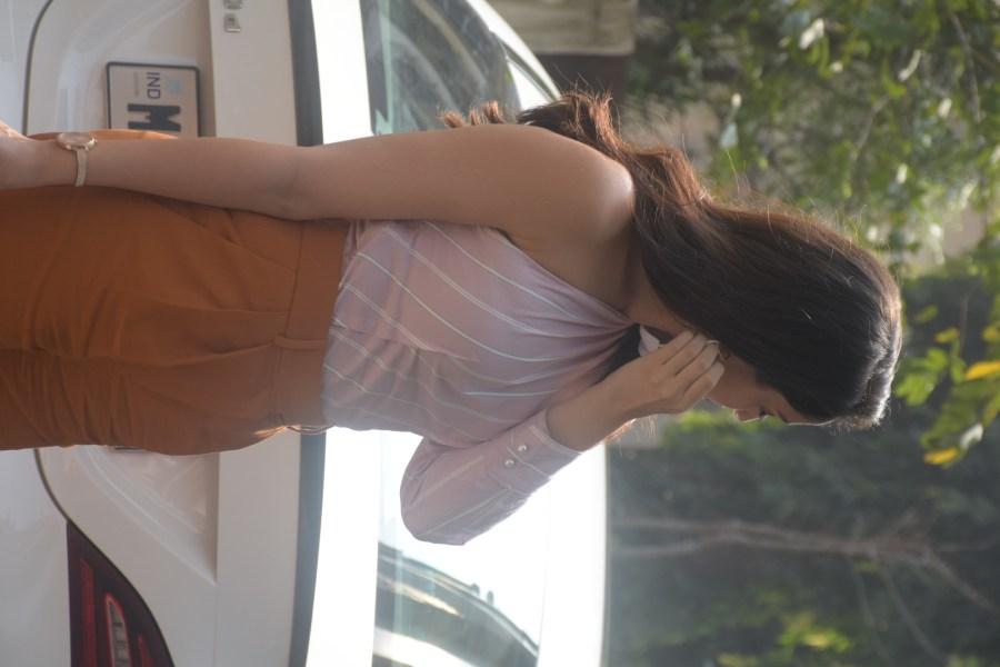 Nora Fatehi spotted at Bandra photos