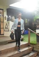 Patralekha Spotted At Gym In Bandra Photos hd