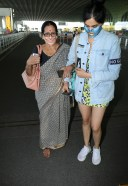 Adah Sharma Spotted At Airport Departure PHOTO HD