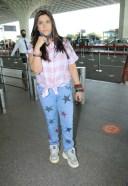 Ekta Kapoor Spotted At Airport Departure HD PHOTO