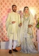 Gauahar Khan And Zaid Darbars Nikah HD Photos 3
