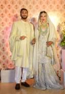 Gauahar Khan And Zaid Darbar's Nikah HD Photos