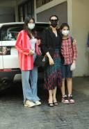 Karisma Kapoor At Shashi Kapoors House For Xmas Brunch HD Photo 23