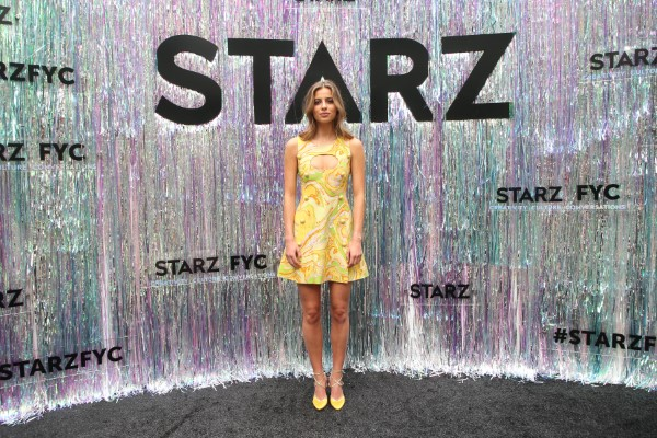 Nadia Parkes STARZ FYC Day Los Angeles