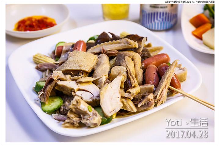 [花蓮市區] 王記小鹽雞 | 清爽不油膩的鹽水雞, 平價好吃下酒良伴!〈試吃邀約〉